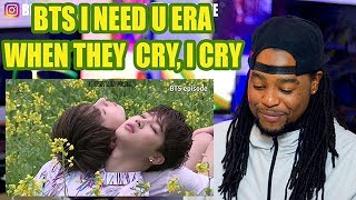 A Guide to BTS: I NEED U Era | When They Cry I Cry. I can't Believe the Journey | REACTION!!