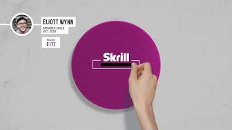 Access your Skrill balance with a prepaid card