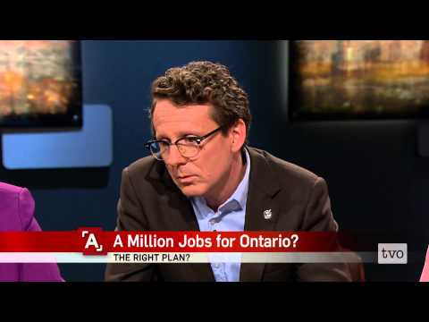 A Million Jobs for Ontario?