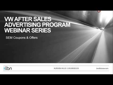 Volkswagen SEM Coupons & Offers