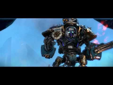 Геймплейный трейлер Dawn of War 3