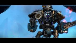 Dawn of War 3 gameplay footage - PC Gaming Show 2016