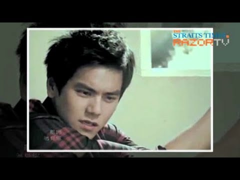 Pretty boy actor turns singer (Eddie Peng Part 1)