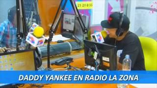 Daddy Yankee: Entrevista En Radio La Zona