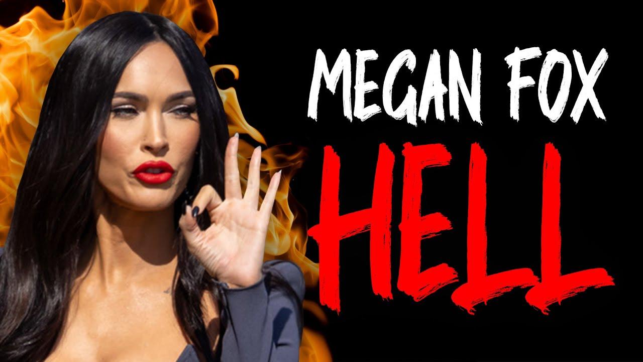 Megan Fox's SHOCKING Testimony of Eternal Hellfire on the Jimmy Kimmel Show 🔥