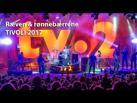 TV-2 Ræven og rønnebærrene Tivoli 2017 (live)