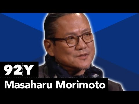 Iron Chef Masaharu Morimoto on Mastering the Art of Japanese Home Cooking, with Kate Krader