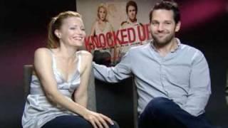 Paul Rudd and Leslie Mann talk Knocked Up | Empire Magazine