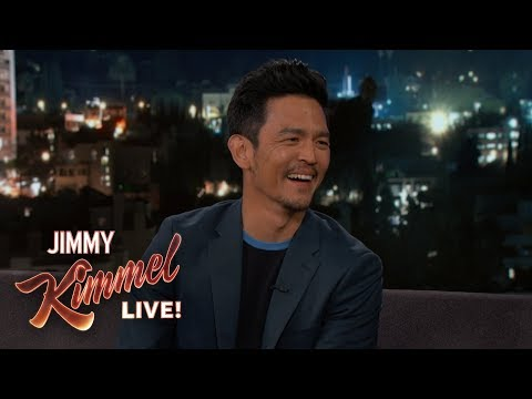 John Cho Speaks Korean Like a 6-Year-Old