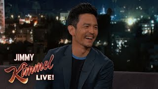 John Cho Speaks Korean Like a 6-Year-Old
