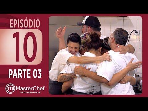 MASTERCHEF PROFISSIONAIS (07/11/2017) | PARTE 3 | EP 10 | TEMP 02