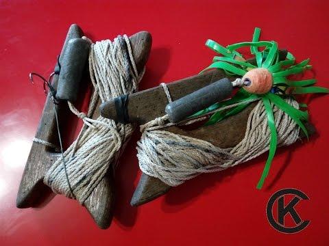 устройство квока снасти для ловли сомов