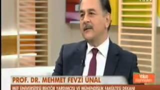"""MEF Üniversitesi Haber Türk """"Yolun Başındayken"""" Programında 09.07.2015"""