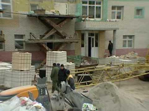 Помощь в строительстве детского садика