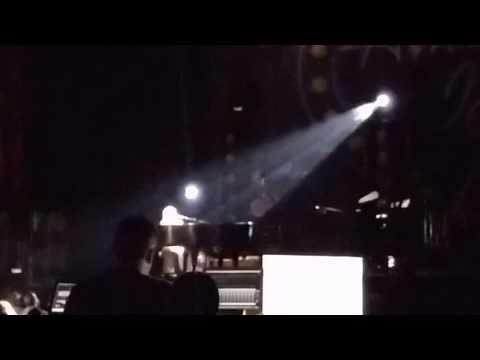 "Jax ""White Flag"" (Dido cover) live @Beacon Theatre NYC"