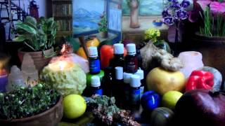 Essential Oils for Digestive Issues, Flatulence, Gas, Bloating & More...Part 1 of 2