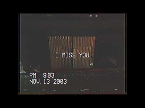 I Miss You - A Short Film
