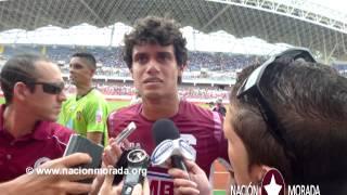 Declaraciones de los jugadores -  Saprissa vrs Uruguay