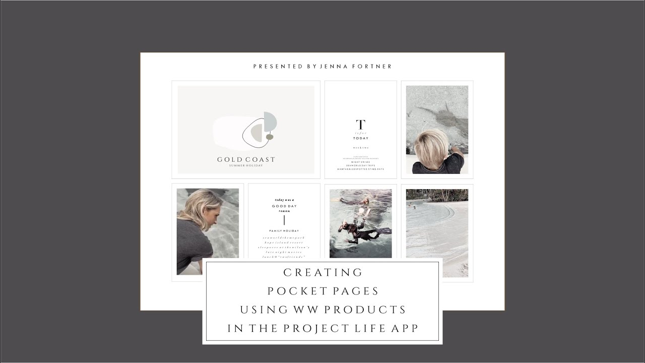 Wilson|Wilson and the Project Life App