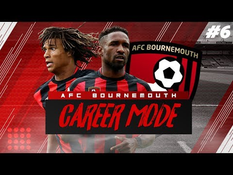 FIFA 18 AFC BOURNEMOUTH CAREER MODE!!! | GOALFESTS RETURN + OUR NEW HERO! [#6]