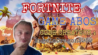 LIVE FORTNITE FR FAIS TA PUB GAME ABOS
