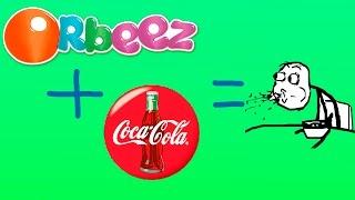 Выращиваем ORBEEZ в Сoca Cola и других напитках! Конкурс