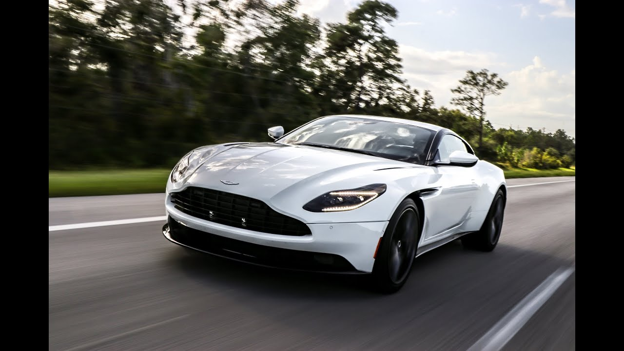 2019 Aston Martin Db11 Review A Masterclass On Being Cool Youtube