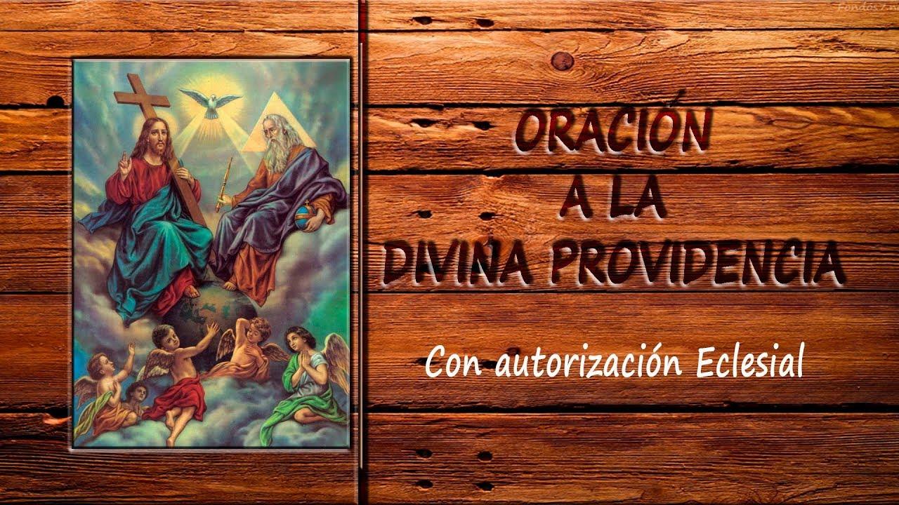 Oración A La Divina Providencia Que No Te Falte Casa Vestido Y Sustento
