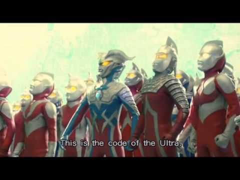 ENG SUB Ultra Galaxy Legend The Movie part 8   YouTube