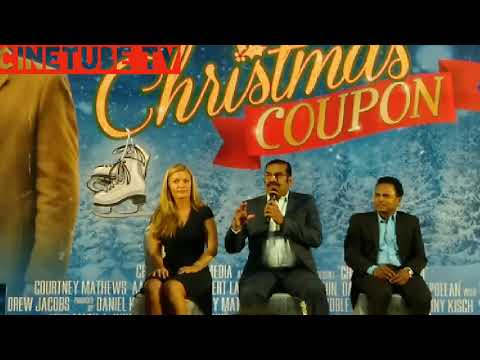 Christmas In Hawaii Movie.Christmas Coupon Movie Team Interview Nepoloen Sheena Tell Ganesh Cinetube