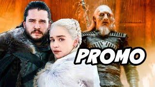 Game Of Thrones Season 8 Promo - Daenerys and Jon Snow Breakdown
