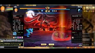 pokie ninja kix2000 vs 6 tailed beast