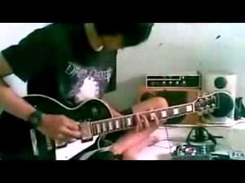 4 Gitaris jayanti Tangerang Barat -  Noverandi Noval,Thay,Ingga,Mamat