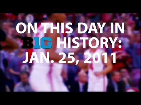 On This Day in B1G History: Ohio State Beat Purdue, 97-64