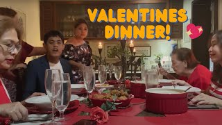 Happy Valentine's Dinner!  | CANDY & QUENTIN | OUR SPECIAL LOVE