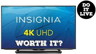 """What to look for in a 4K TV - $449 Insignia 43"""" 4K Roku TV Review"""