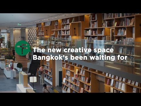 The Creative Space Bangkok's been waiting for