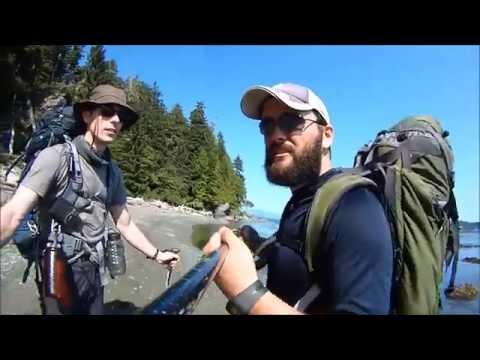 Hiking the West Coast Trail, August 2015