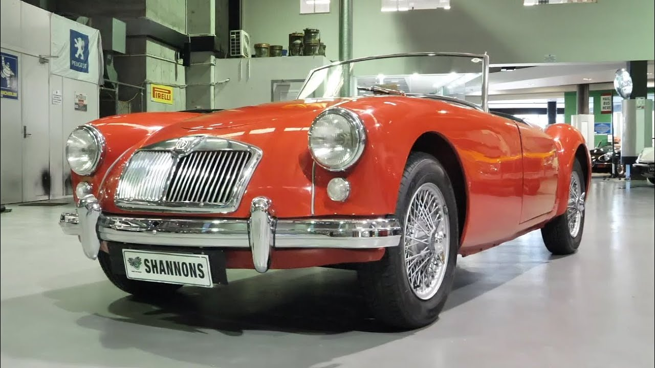 1956 MGA 1500 MK1 Roadster - 2020 Shannons Winter Timed Online Auction