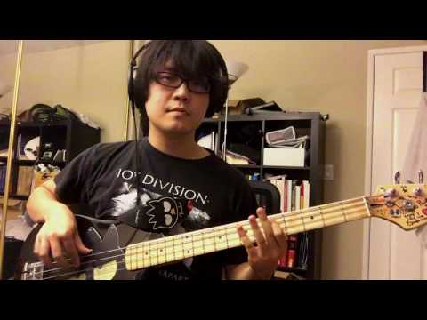 Bass Play Along - Gesu no Kiwami Otome - Monie wa Kanashimu