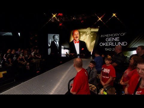 """NXT honors """"Mean"""" Gene Okerlund with a 10-bell salute"""