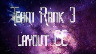 Team Rank3에서 레이아웃 콘테스트를 개최합니다!