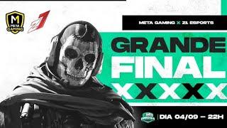 Meta Gaming x Z1 Esports - Final Liga Amadora Season 3   Call of Duty Modern Warfare