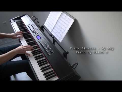 Frank Sinatra - My Way (Piano Cover)