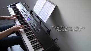 Frank Sinatra - My Way (Piano Cover...