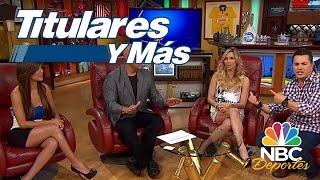 Aylin Mujica es seriamente hermosa   Titulares y Más   NBC Deportes
