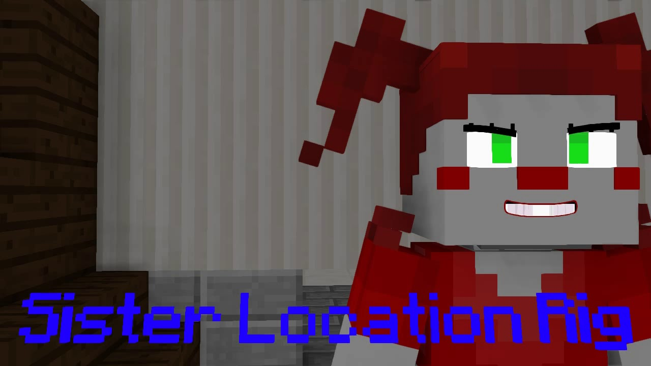 Sister Location Rig Pack