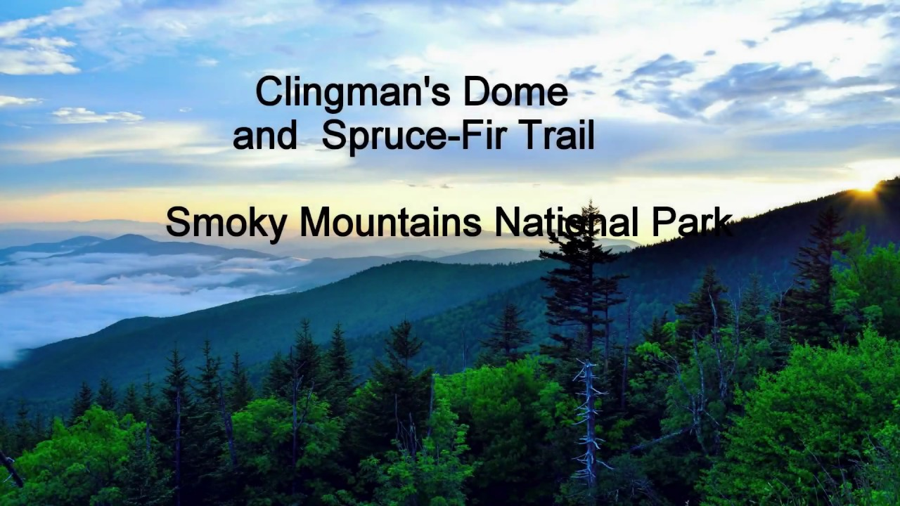clingmans dome directions - 1280×720