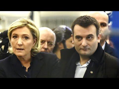 En crise ouverte avec Marine Le Pen, Florian Philippot quitte le FN