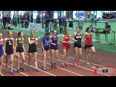 2018 NH Indoor Division I State Championship